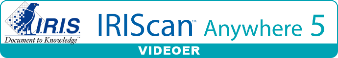 IRIScan Anywhere 5 videoer