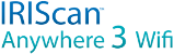 IRIScan Anywhere 3 WiFi logo