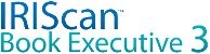 IRIScan Book 3 Executive logo