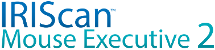 IRIScan Mouse Executive 2 logo