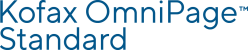 OmniPage Standard logo