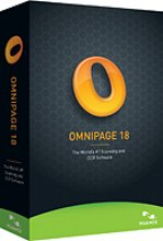 OmniPage 18 box